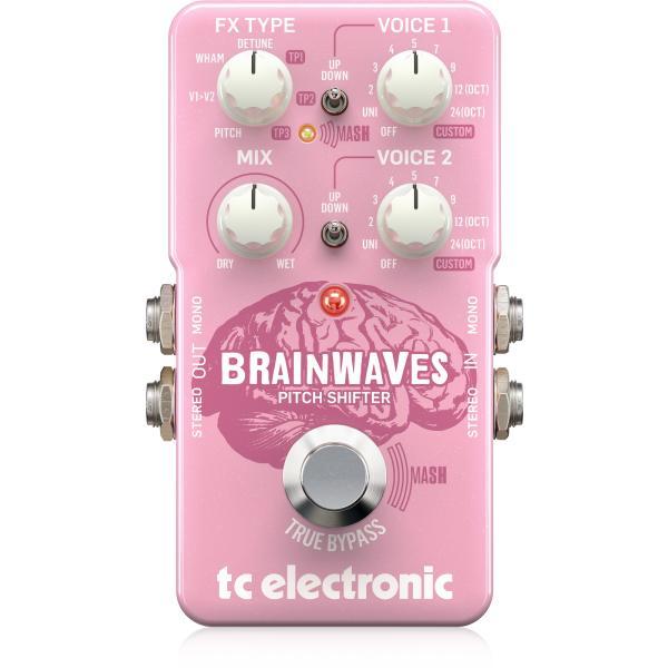 цена на Педаль эффектов TC Electronic Brainwaves Pitch Shifter