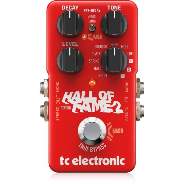 цена на Педаль эффектов TC Electronic Hall of Fame 2 Reverb