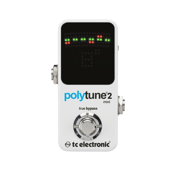 Гитарный тюнер TC Electronic PolyTune 2 Mini yeelight ночник светодиодный заряжаемый с датчиком движения
