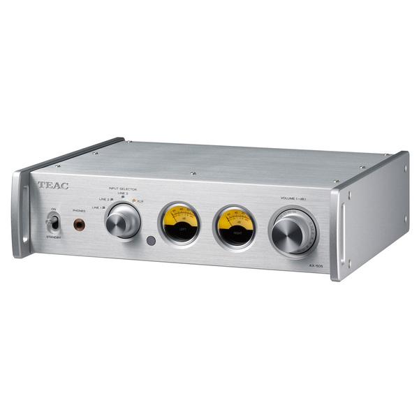 Стереоусилитель TEAC AX-505 Silver цена