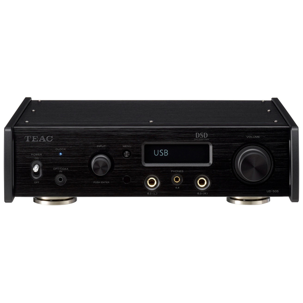 Внешний ЦАП TEAC UD-505 Black цена и фото