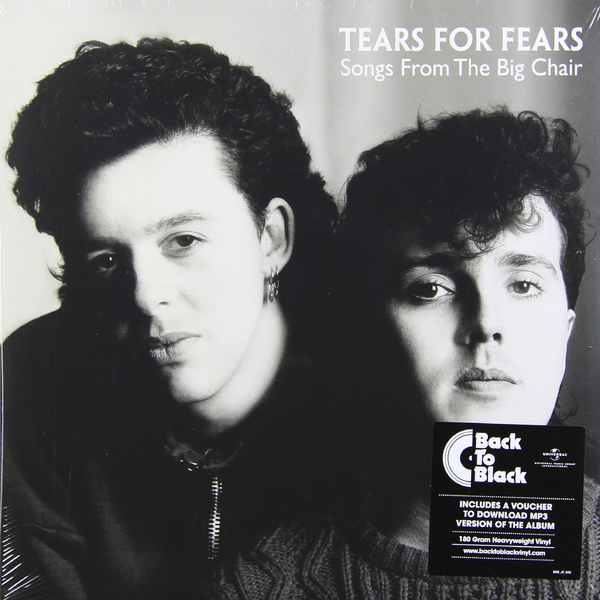 Tears For Fears Tears For Fears - Songs From The Big Chair (180 Gr) tears for fears tears for fears songs from the big chair lp