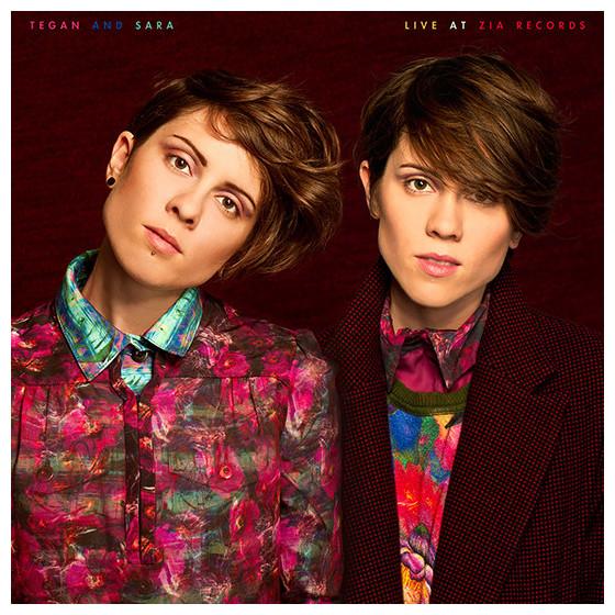 Tegan And Sara Tegan And Sara - Live At Zia Records sara craven dark ransom