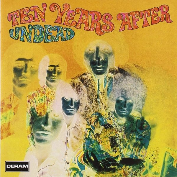 Ten Years After Ten Years After - Undead(expanded) (2 Lp, 180 Gr) пол саймон paul simon still crazy after all these years lp