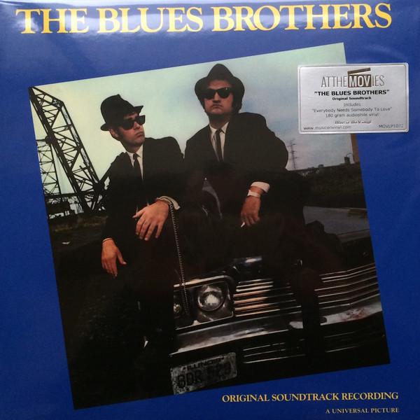 The Blues Brothers The Blues Brothers - The Blues Brothers the waterboys waterboys modern blues