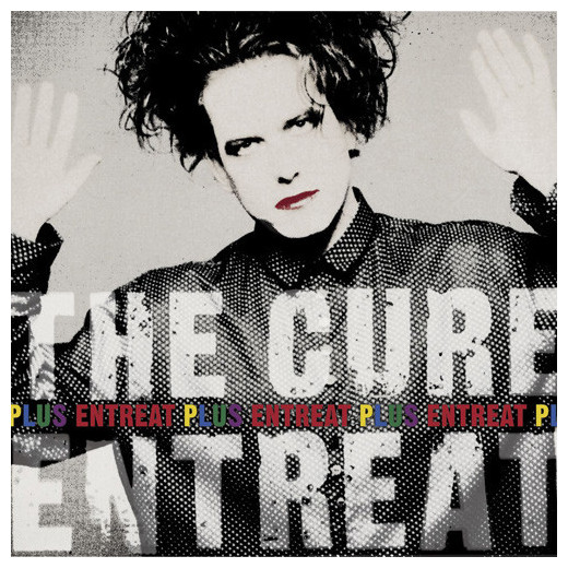 The Cure The Cure - Entreat Plus (2 LP) цена и фото