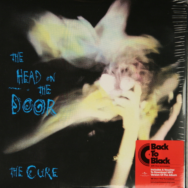 The Cure The Cure - The Head On The Door (180 Gr) цена и фото