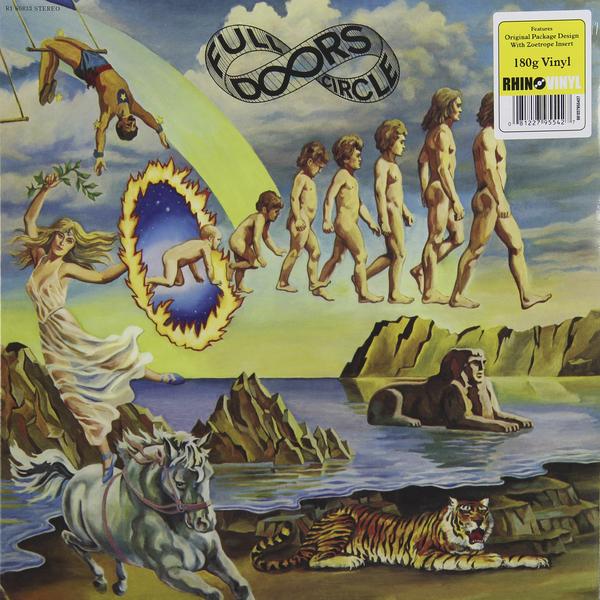 The Doors The Doors - Full Circle (180 Gr) цена и фото