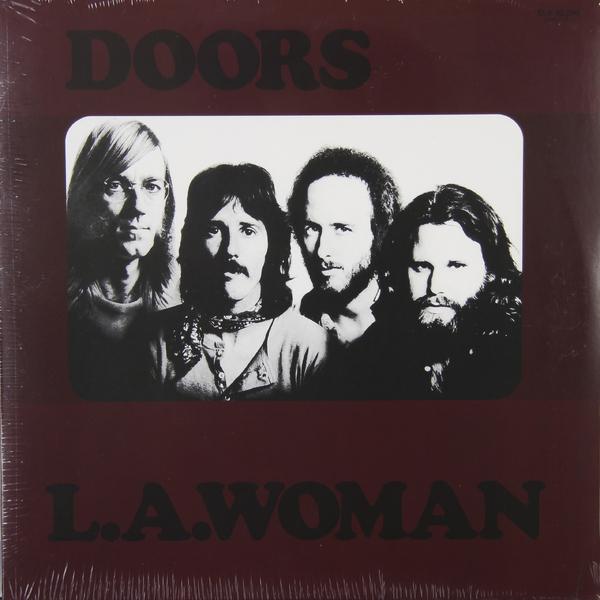 цена на The Doors The Doors - L.a. Woman (180 Gr)