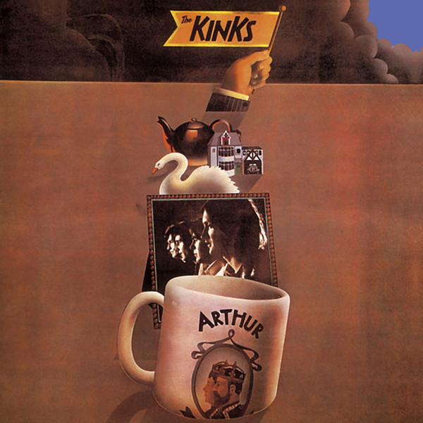 The Kinks The Kinks - Arthur (2 LP) the kinks the kinks arthur or the decline and fall of the british empire lp