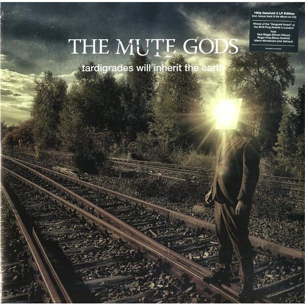 The Mute Gods The Mute Gods - Tardigrades Will Inherit The Earth (2 Lp+cd) все цены