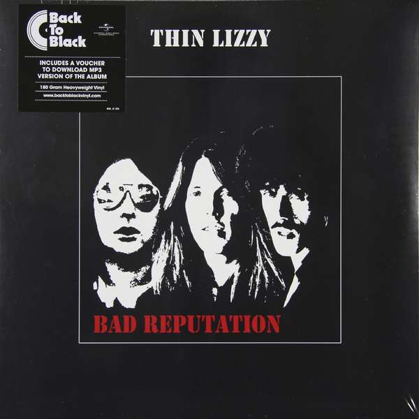 Thin Lizzy Thin Lizzy - Bad Reputation (180 Gr) цена
