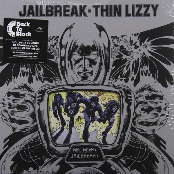 Thin Lizzy Thin Lizzy - Jailbreak (180 Gr) цена
