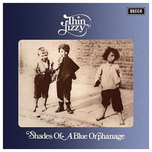 Thin Lizzy Thin Lizzy - Shades Of A Blue Orphanage a case study of orphanage experience
