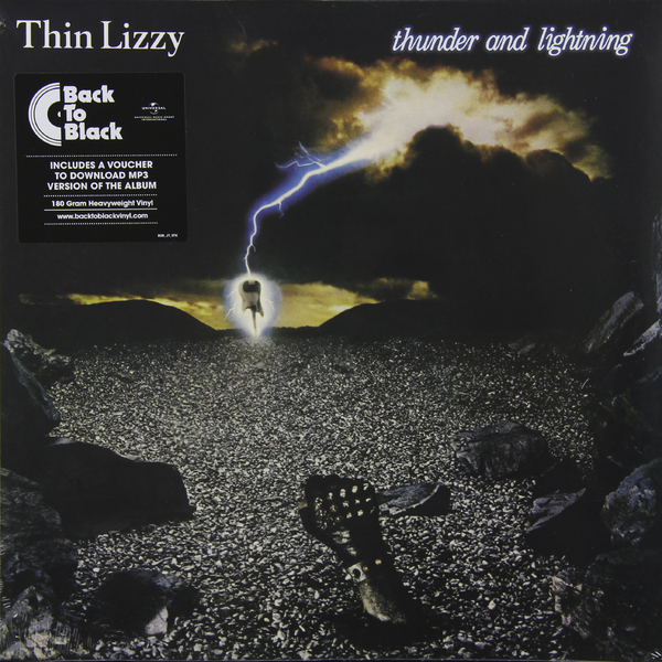 Thin Lizzy Thin Lizzy - Thunder And Lightning (180 Gr) цена