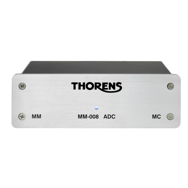 Фонокорректор Thorens MM 008 ADC Silver ad acquisition module 8 channel 24 bit adc conversion stm32f103c8t6 mcu development board