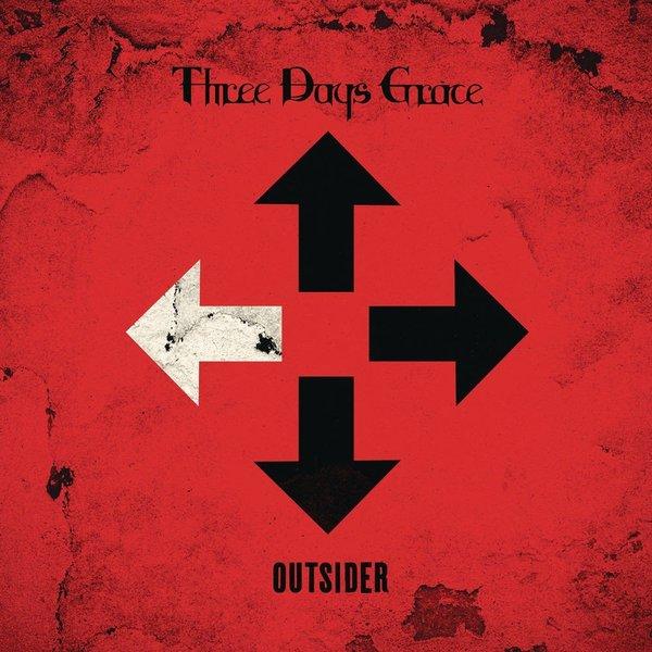 Three Days Grace Three Days Grace - Outsider three days grace three days grace outsider