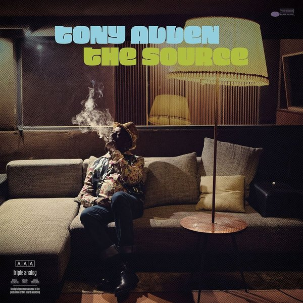 Tony Allen Tony Allen - The Source (2 LP) tony allen tony allen the source 2 lp