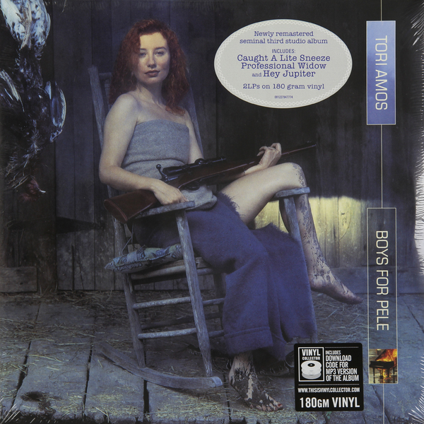 Tori Amos Tori Amos - Boys For Pele (2 LP) все цены
