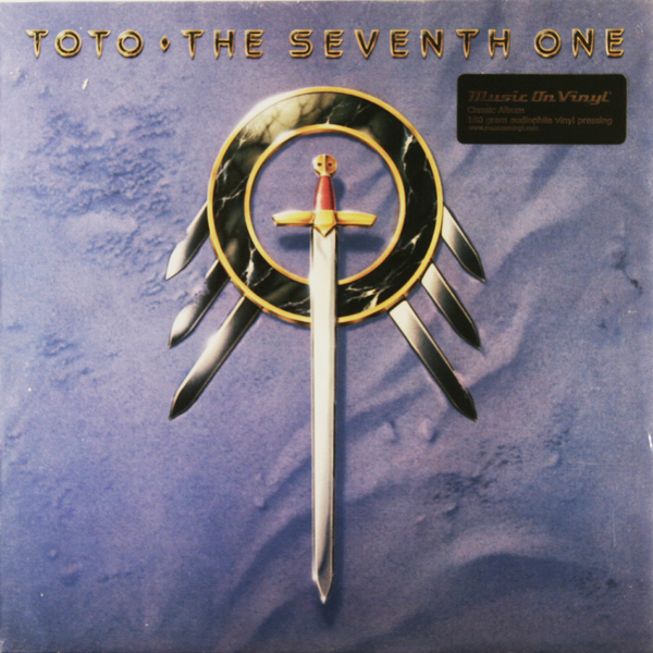 TOTO TOTO - Seventh One (180 Gr) toto toto toto