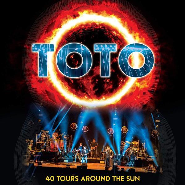 TOTO TOTO - 40 Tours Around The Sun (3 LP) toto toto toto