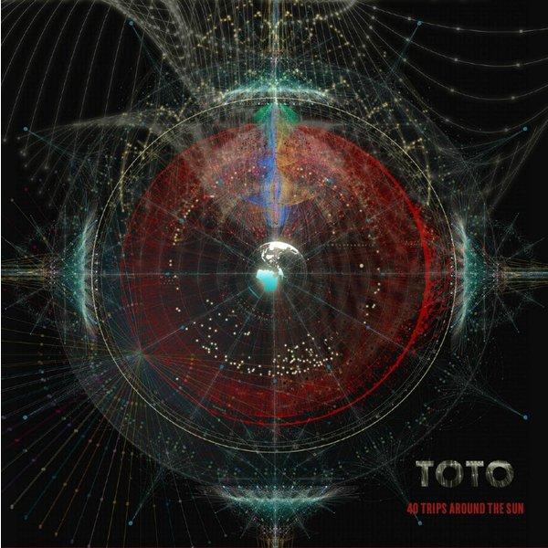TOTO TOTO - Greatest Hits – 40 Trips Around The Sun (2 LP) toto toto toto