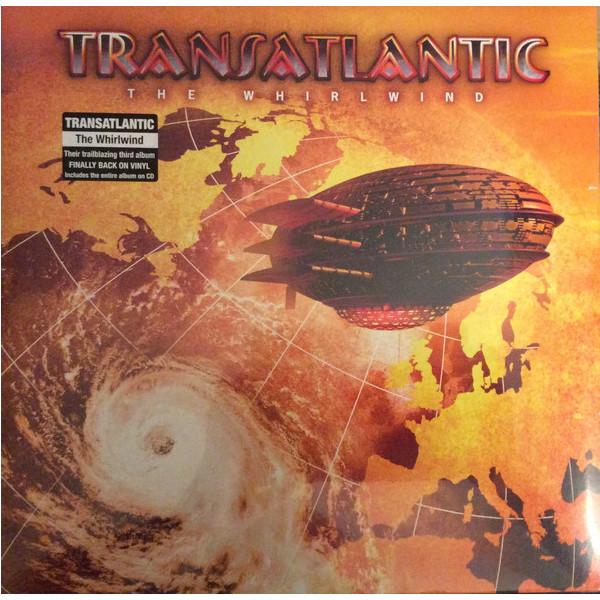 Transatlantic Transatlantic - The Whirlwind (2 Lp + Cd) transatlantic transatlantic smpte 2 lp cd