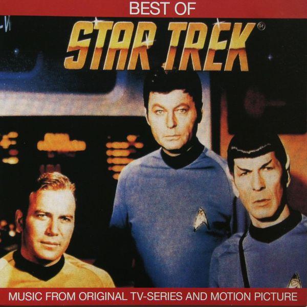 Виниловая пластинка саундтрек - star trek