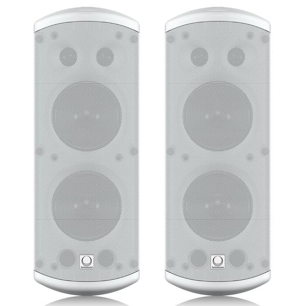 купить Всепогодная акустика Turbosound IMPACT TCI53-TR White по цене 31829 рублей