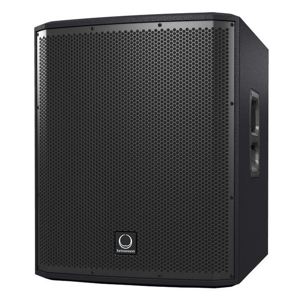 Профессиональный активный сабвуфер Turbosound iNSPIRE iP15B Black профессиональная активная акустика turbosound inspire ip3000 black