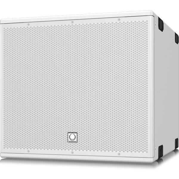 Профессиональный активный сабвуфер Turbosound NuQ115B-AN White активный сабвуфер ceratec vita iii white glass steel silver