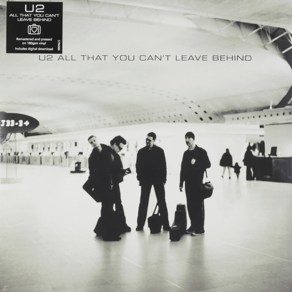 U2 U2 - All That You Can't Leave Behind