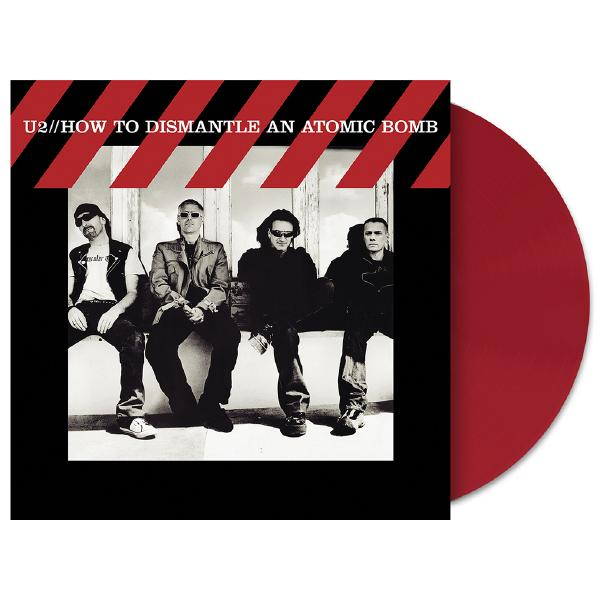 U2 U2 - How To Dismantle An Atomic Bomb (colour) men pocket decoration camo pants