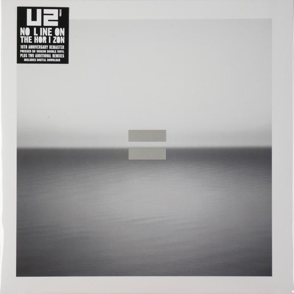 U2 U2 - No Line On The Horizon (2 LP) u2 u2 zooropa 2 lp