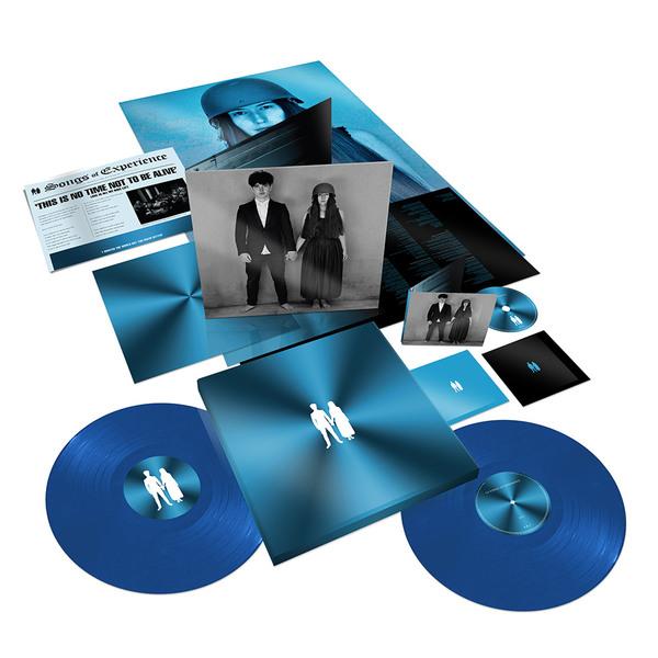 U2 U2 - Songs Of Experience - Deluxe (2 Lp+cd) u2 u2 zooropa 2 lp