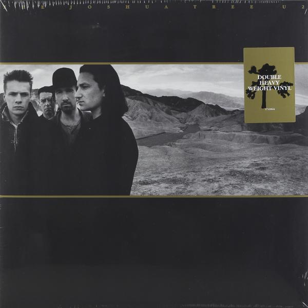 U2 U2 - The Joshua Tree (2 Lp, 30 Anniversary)