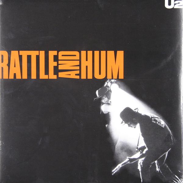 U2 U2 - Rattle And Hum (2 Lp, 180 Gr) u2 u2 zooropa 2 lp