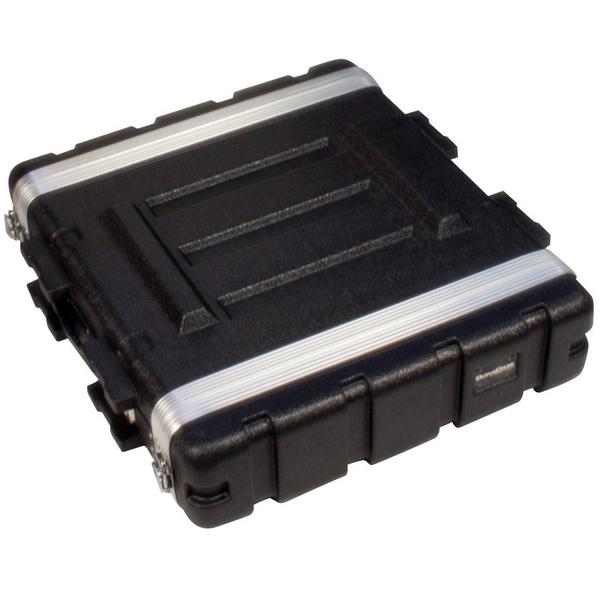 Аксессуар для концертного оборудования Ultimate Рэковый кейс UR-2L DuraCase аксессуар для концертного оборудования roland кейс для клавишных rrc 76w