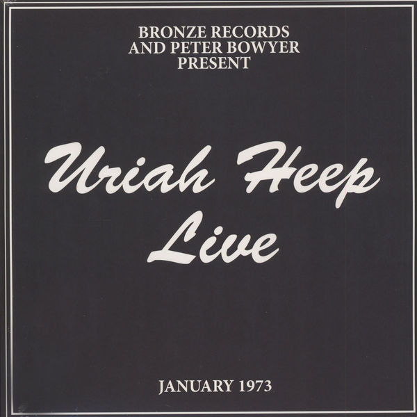 Uriah Heep Uriah Heep - Live (2 LP) все цены