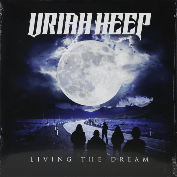 лучшая цена Uriah Heep Uriah Heep - Living The Dream