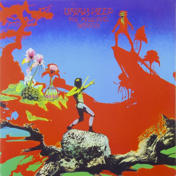лучшая цена Uriah Heep Uriah Heep - The Magician's Birthday