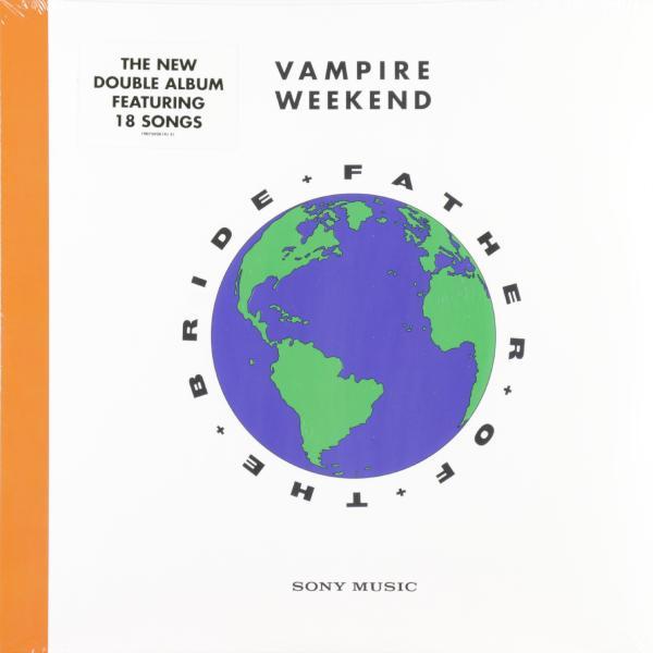 Vampire Weekend Vampire Weekend - Father Of The Bride (2 LP) vampire culture