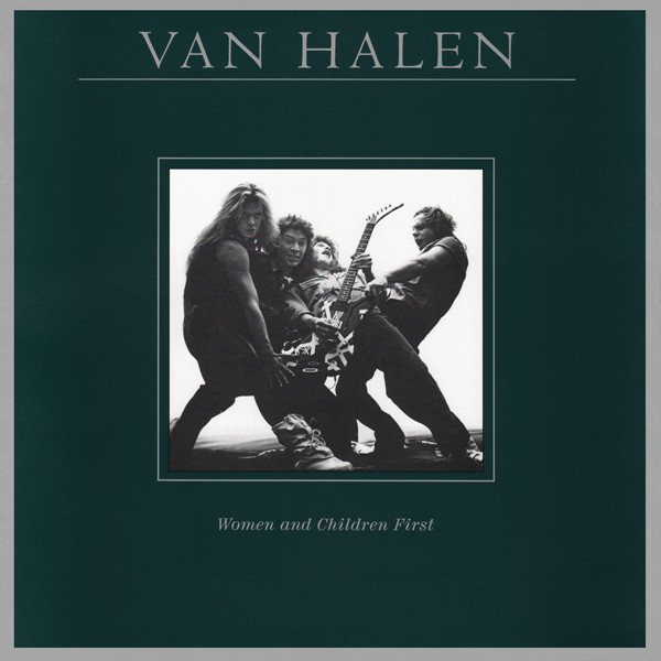 Van Halen Van Halen - Women And Children First цена и фото