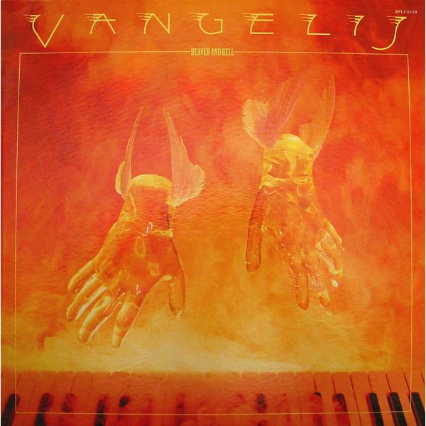Vangelis Vangelis - Heaven Hell heaven n hell heaven