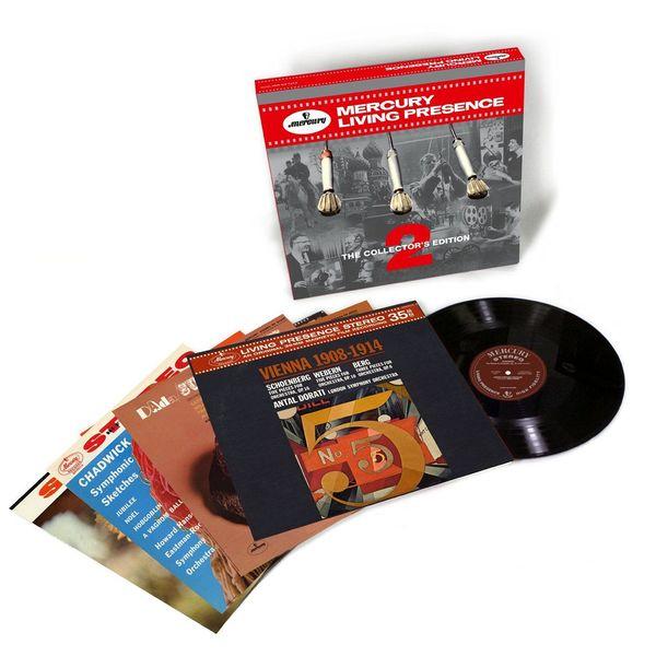 Various Artists Various Artists - Mercury Living Presence Vol. 2 (6 Lp Box) various artists various artistsчартова дюжина x 2 lp