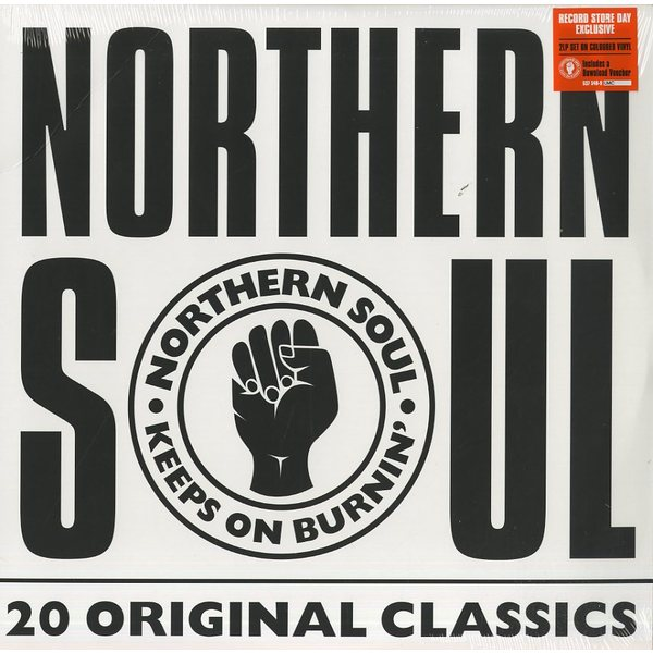 Various Artists Various Artists - Northern Soul (2 LP) cd диск various artists ultimate soul 4 cd