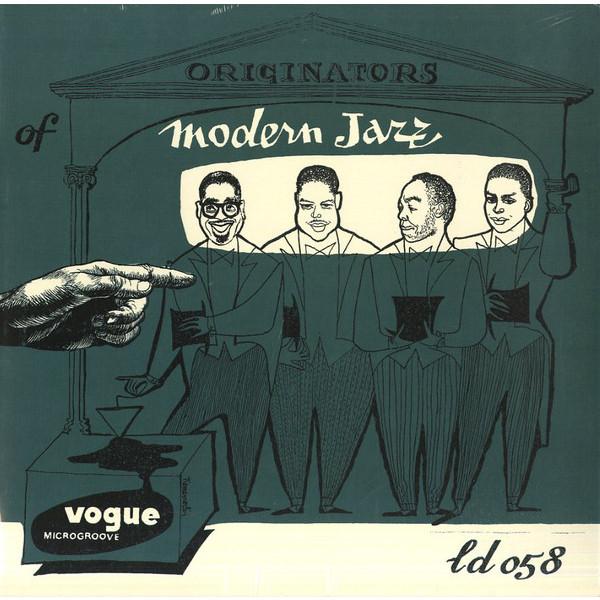 Various Artists Various Artists - Originators Of Modern Jazz (colour) various artists various artists new wave hits colour