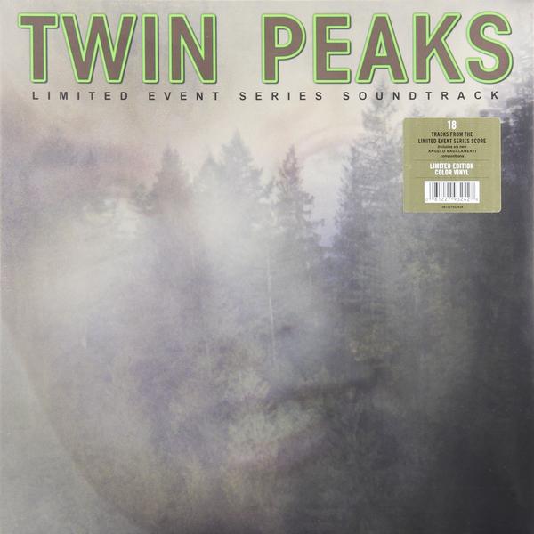 Various Artists Various Artists - Twin Peaks (limited Event Series Soundtrack): Score (2 Lp, Colour) various artists various artistsчартова дюжина x 2 lp