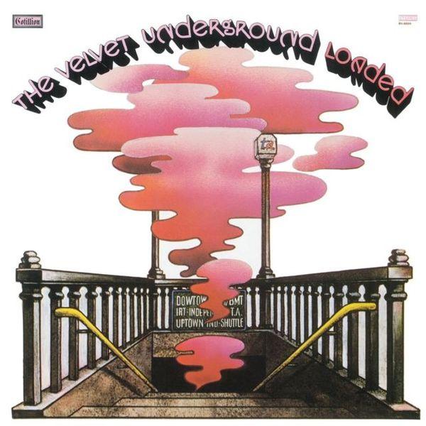 Velvet Underground Velvet Underground - Loaded (colour) цены онлайн