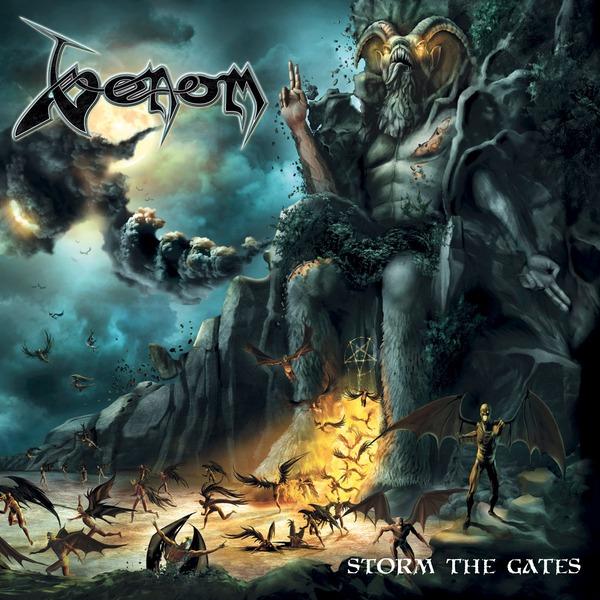 VENOM VENOM - Storm The Gates (2 LP) venom venom welcome to hell 2 lp 180 gr